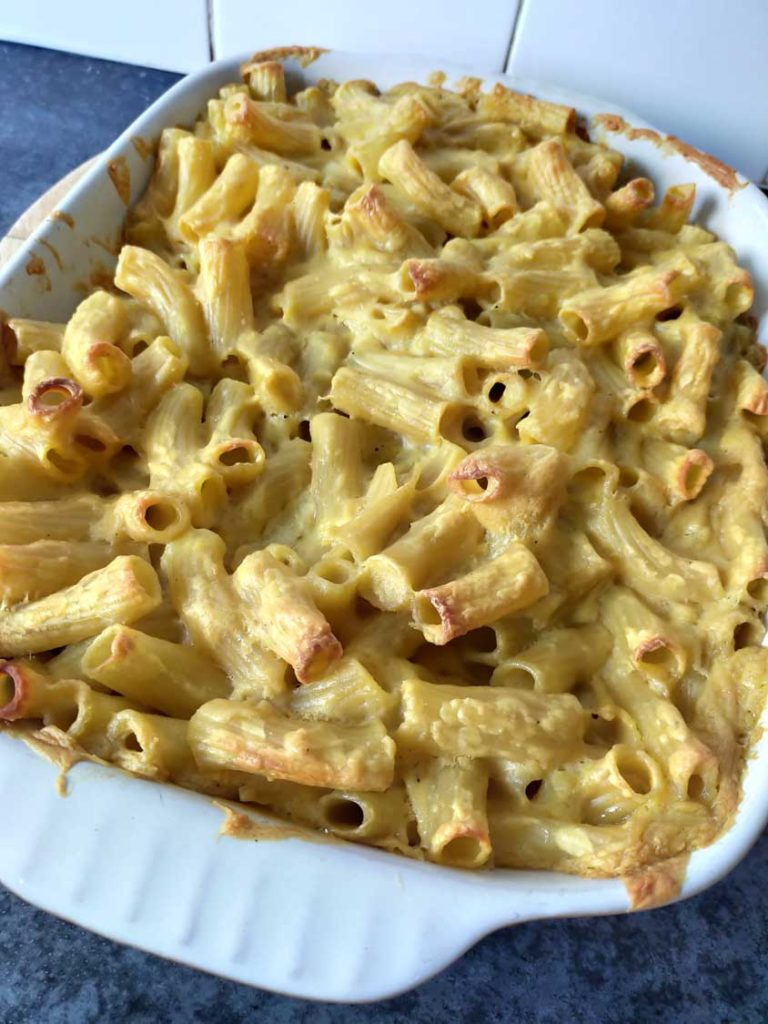 Cooked Mac & Cheese